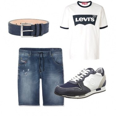 Outfit Casual #3244