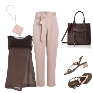 Outfit Cipria&cacao