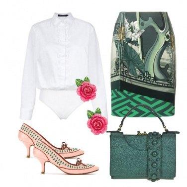 Outfit Bon Ton #6571