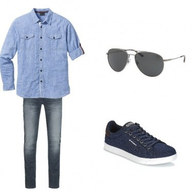Outfit Casual #3246