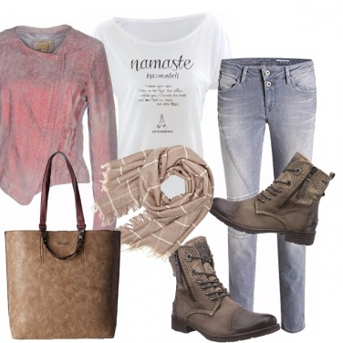 Outfit Namaste