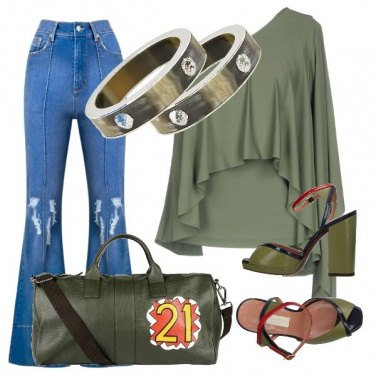 Outfit Etnico #2154