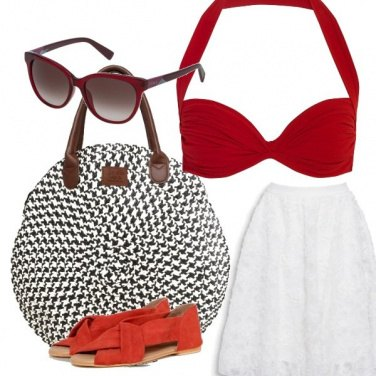 Outfit Rouge
