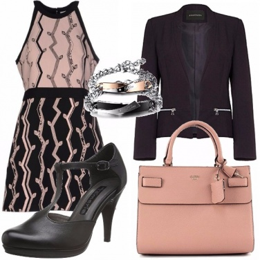 Outfit Ufficio d\'autunno