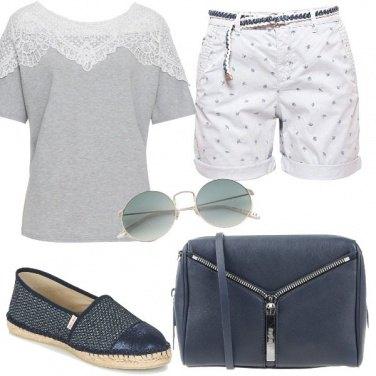 Outfit Bermuda