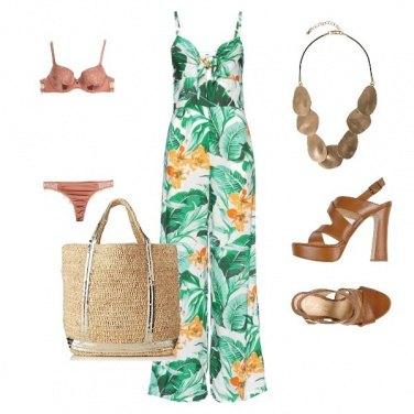 Outfit Aperitivo sulla spiaggia