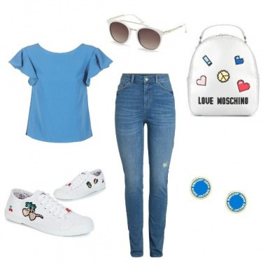 Outfit Basic #9071