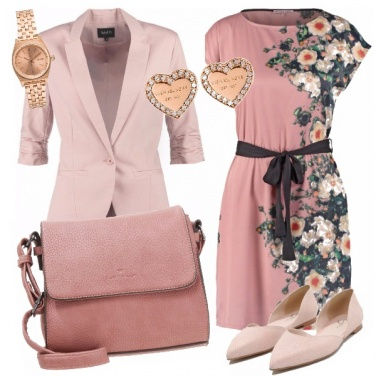 Outfit Look romantico