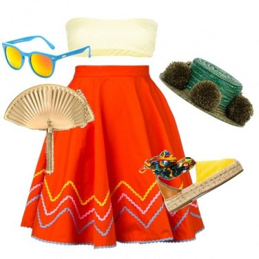 Outfit True Colors