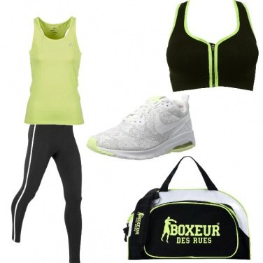 Outfit Let\'s go to the gym