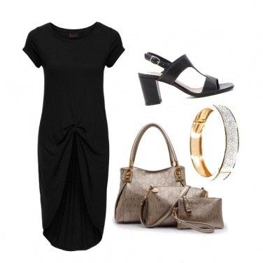 Outfit Sobria, elegante, pass partout