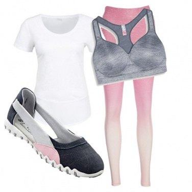Outfit Go yoga go