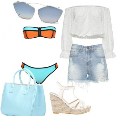 Outfit Tofy_beach