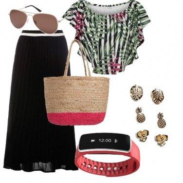 Outfit Caldo shopping