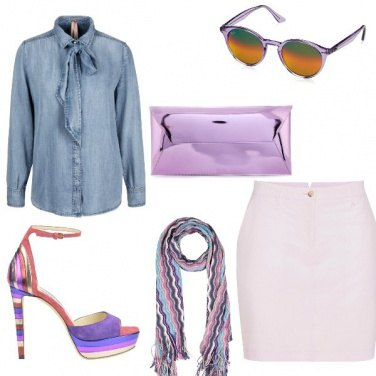 Outfit Viola shock