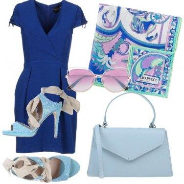 Outfit Un foulard prezioso