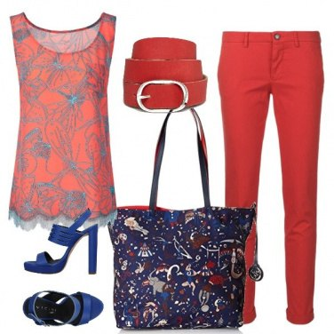 Outfit Sobrietà e fascino