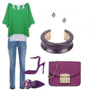 Outfit Mix and Chic
