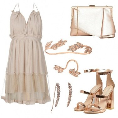 Outfit Scesa dall\'Olimpo
