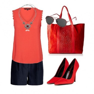 Outfit Simply glam 2