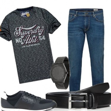 Outfit Casual #3253