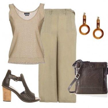 Outfit Testa di moro