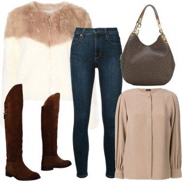 Outfit Cioccolata calda