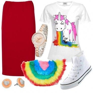 Outfit Colora la tua giornata
