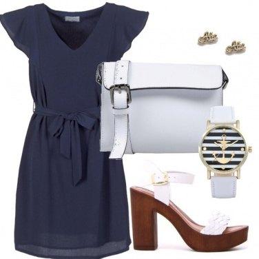 Outfit Aperitivo al mare