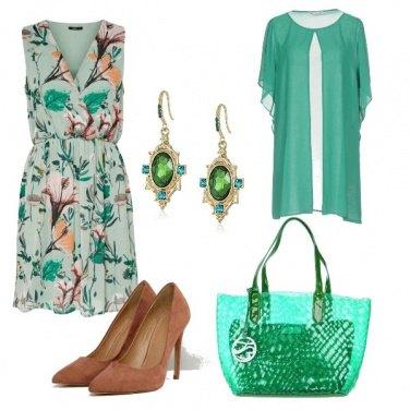 Outfit Verde e non solo