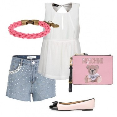Outfit Come da bambina