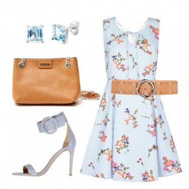 Outfit Semplice ma d\'effetto