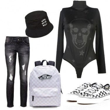 Outfit Urban #4535