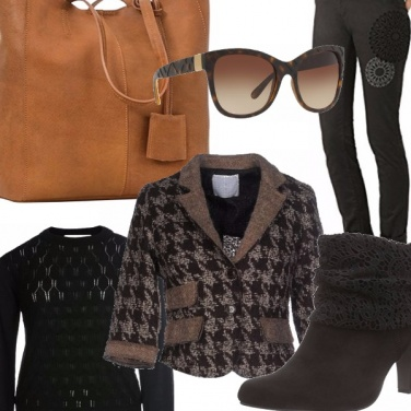 Outfit Sexy autunno