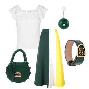 Outfit Chic #9332