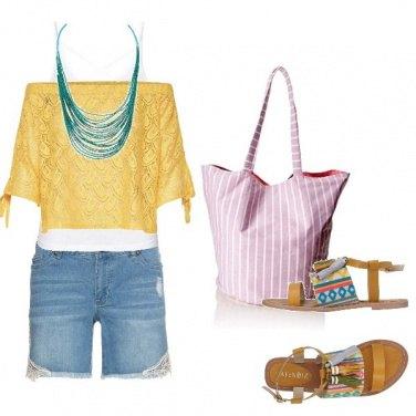 Outfit Passeggiata al porto