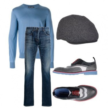 Outfit Casual #3257