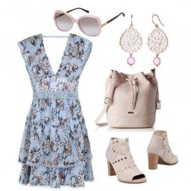 Outfit Freschezza floreale