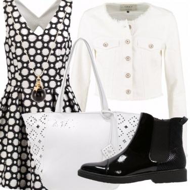 Outfit Casual, ma elegante
