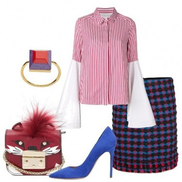 Outfit Tendenza mix and match