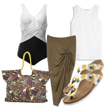 Outfit Basic #9154