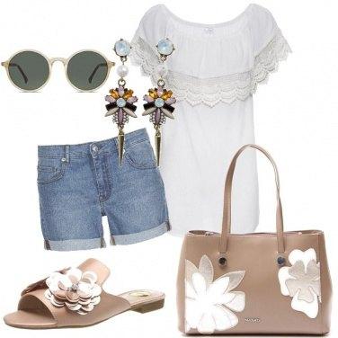 Outfit La ciabattina bon ton