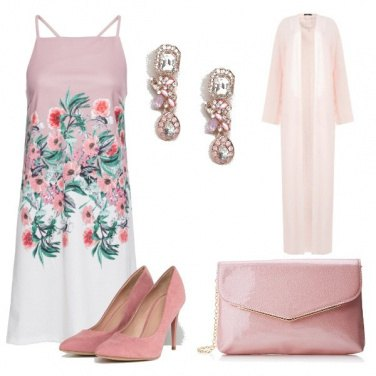 Outfit Perfetta in rosa