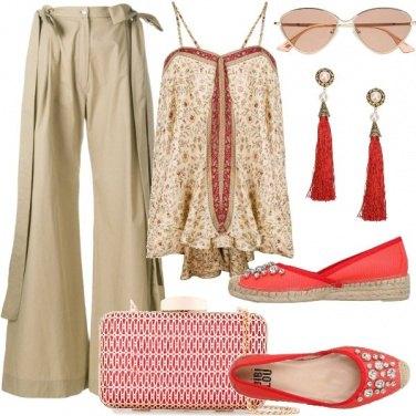 Outfit Sinfonie etniche