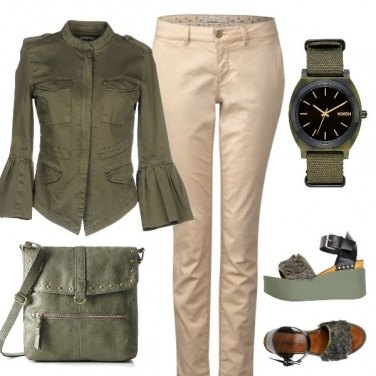 Outfit Militare