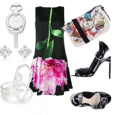 Outfit Donna flouver
