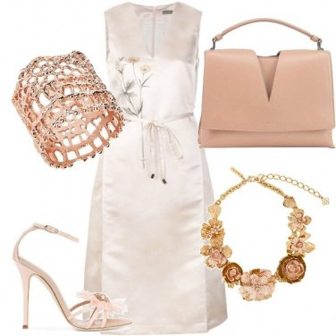 Outfit Simply rose