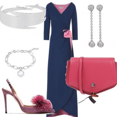 Outfit Serata pink