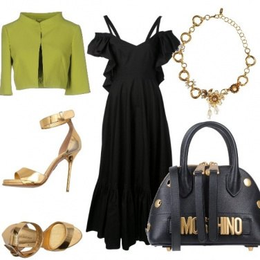 Outfit Sera gold