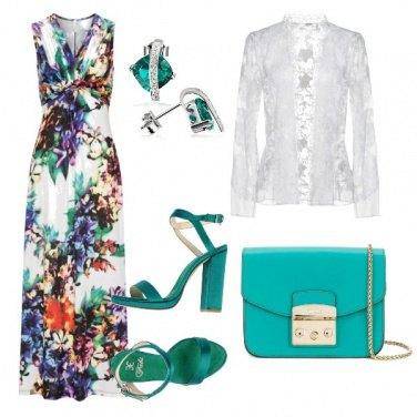 Outfit Accessori green